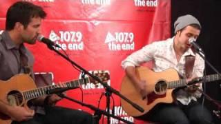 Kris Allen- Heartless Live @ 107.9 The End
