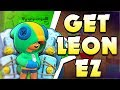 THIS will HELP you GET LEON! - Brawl Stars