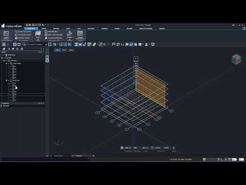 Download Midas Ngen Irregular Rc Structures Part 1 Modelling MP3