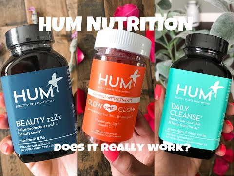 HUM NUTRITION, DOES IT REALLY WORK?}