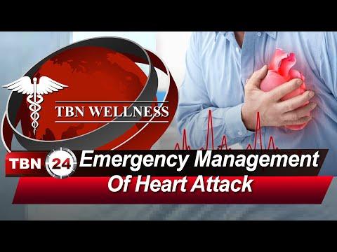 Emergency Management Of Heart Attack | TBN WELLNESS | Episode 272
