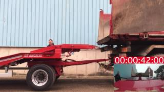 HYDRO SCOPIC FRONT RAMPS FOR TRAILERS