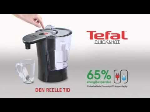 tefal quick and hot youtube. Black Bedroom Furniture Sets. Home Design Ideas