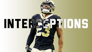 New Orleans Saints - Every Interception of 2017