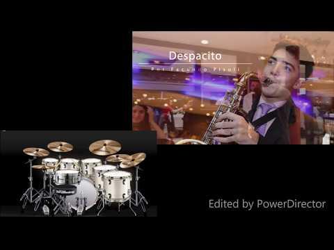 #Despacito | Virtual Drum Cover | Siddhartha Patra |  | Luis Fonsi | Facundo Pisoli