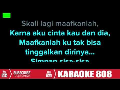 Aku Cinta Kau Dan Dia Lyrics - Dewa 19 Acoustic Versions - Karaoke 808