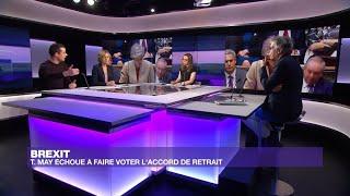 Brexit : le Royaume-Uni en route vers une sortie de l'UE sans accord?