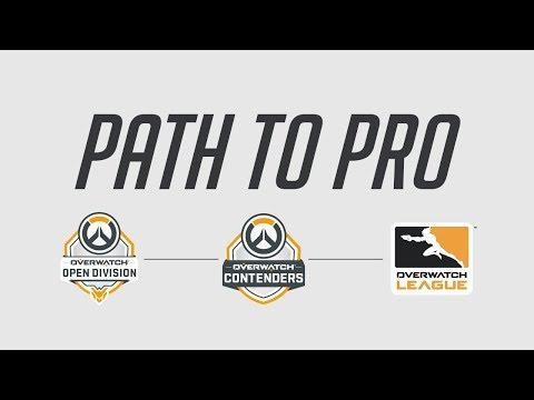 Path to Pro 2018   Overwatch Esports