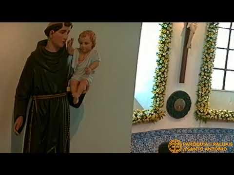 homilia 03 junho 2018 - igreja de santo antónio da charneca