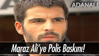 Polisler Maraz Ali'nin mekanına baskın yapıyor! - Adanalı