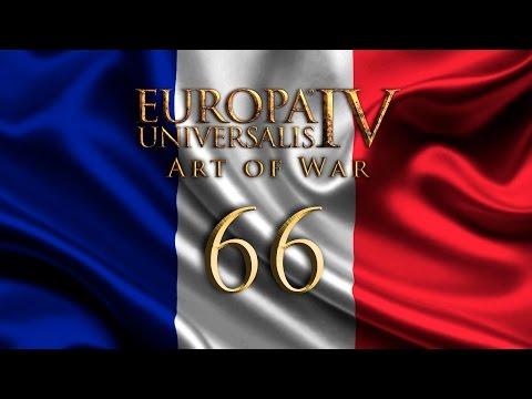 Europa Universalis IV -66- France Art of War