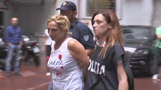 Afragola (NA) - Faida di camorra, 17 arresti contro gruppo dei Moccia -1- (21.07.14)