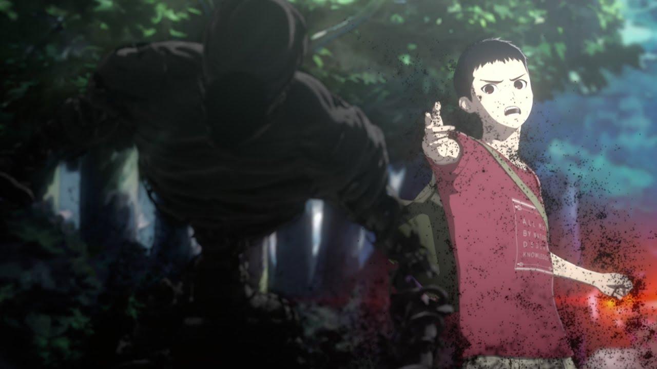 『亜人』アニメ&動画