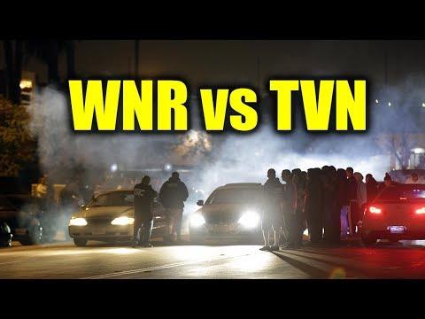 Warsaw Night Racing vs TVN Uwaga