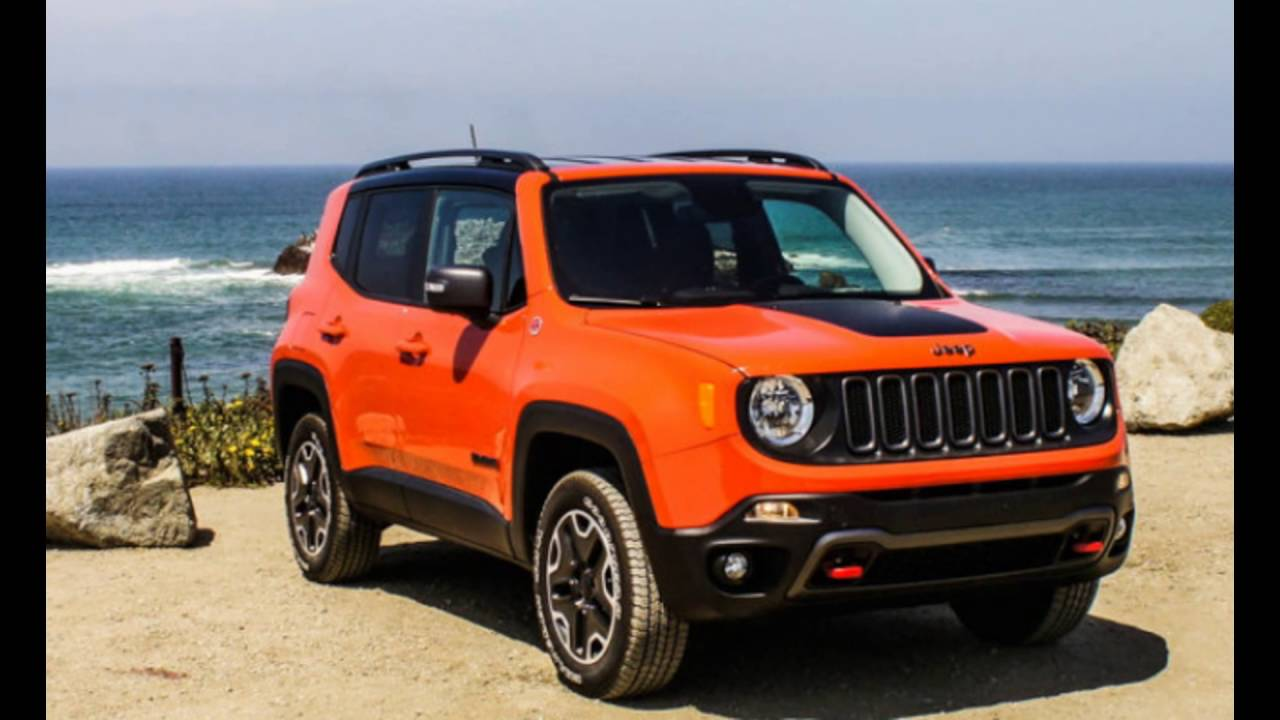 2017-2018 jeep renegade trailhawk ~ release date, review, price