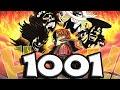 SUPERNOVE VS IMPERATORI - ONE PIECE REPODCAST CAPITOLO 1001