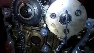 Calage moteur Nissan