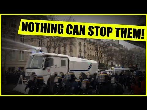 LIVE: Yellow Vest #GiletsJaunes #ActeIX #Paris