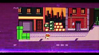 Real life Super Mario - The NES Glitch
