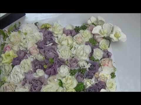 Мастер класс как получить Сиреневый  приглушенный цвет для Розы. МК от Риты :Purple dim lights