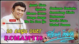 10 Lagu Duet Romantis Rhoma Irama