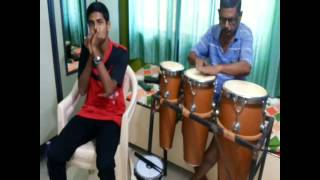 Sholay tune & Ye dosti song on harmonica / mouth organ