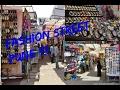 FASHION STREET | PUNE | BEST SHOPPING PLACE