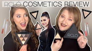 """RCLГ"""" Cosmetics Makeup Review  Rclbeauty101"""