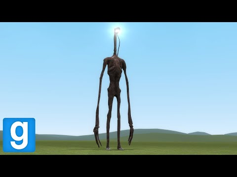 HEAD LIGHT VS TOWERS! - Garry's Mod Sandbox