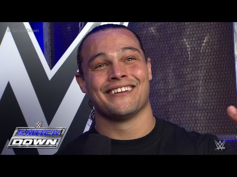 Bo Dallas strolls down memory lane with Renee Young: SmackDown, May 21, 2015