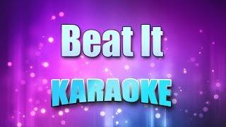 Jackson, Michael - Beat It (Karaoke version with Lyrics)