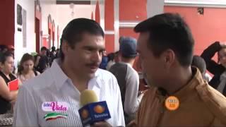 Vuelve a la Vida - Alberto Estrella fomenta la cultura en Coscomatepec, Ver.