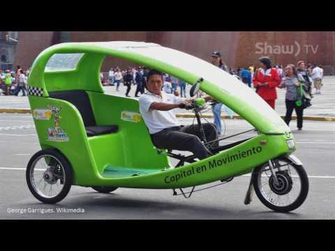 Sustainable Transportation and Its Future - Change the World - S01E07