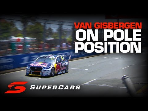 ONBOARD: Shane Van Gisbergen claims Sunday Pole at the Gold Coast 600   Supercars Championship 2019