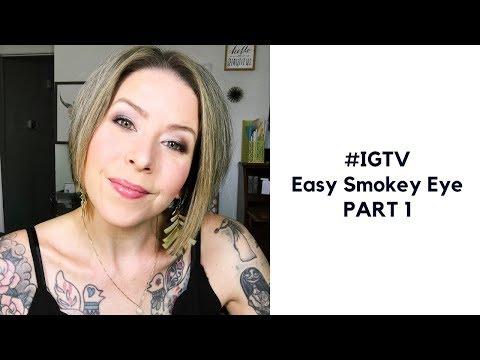 Easy Smokey Eye / PART 1 + 2