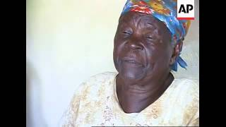 Interview with Obama's grandmother