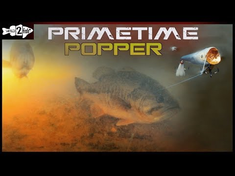 4 Reasons Why Poppers Excel For Late Fall Bass