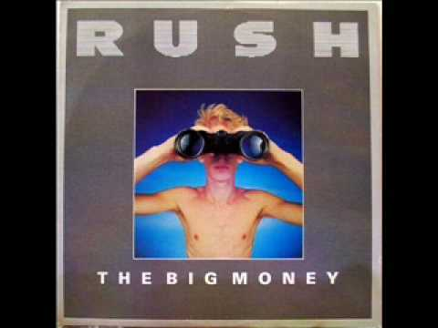 Rush The big money With Lyrics