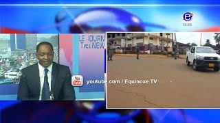 THE 6PM NEWS(Guest: ABDUL KARIM ALI) THURSDAY MARCH 14th 2019 - EQUINOXE TV