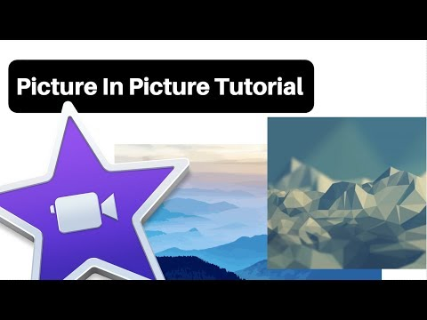 Picture-in-Picture iMovie Tutorial (2018)