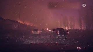 Verheerender Waldbrand in Kanada - Alberta | Augenzeugin berichtet