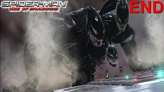 Spider-Man Web Of Shadows PS3 Gameplay #16: Spidey vs Venomzilla [Good Ending]