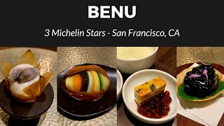 BENU - 3 Michelin Star experience // Join our date night!