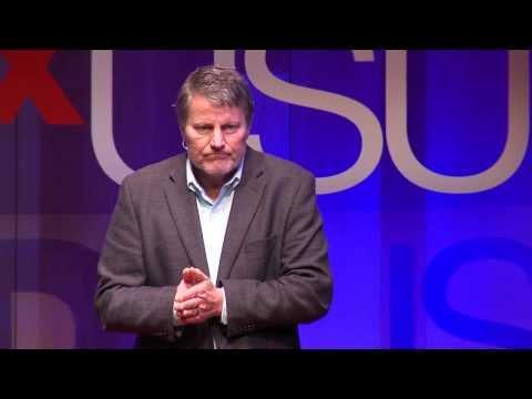 Turning water into food | Bruce Bugbee | TEDxUSU