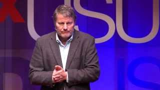 Turning water into food | Bruce Bugbee | TEDxUSU