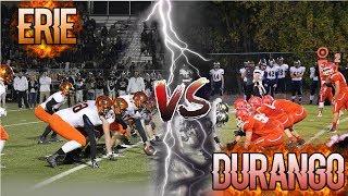 Playoff Football vs Durango