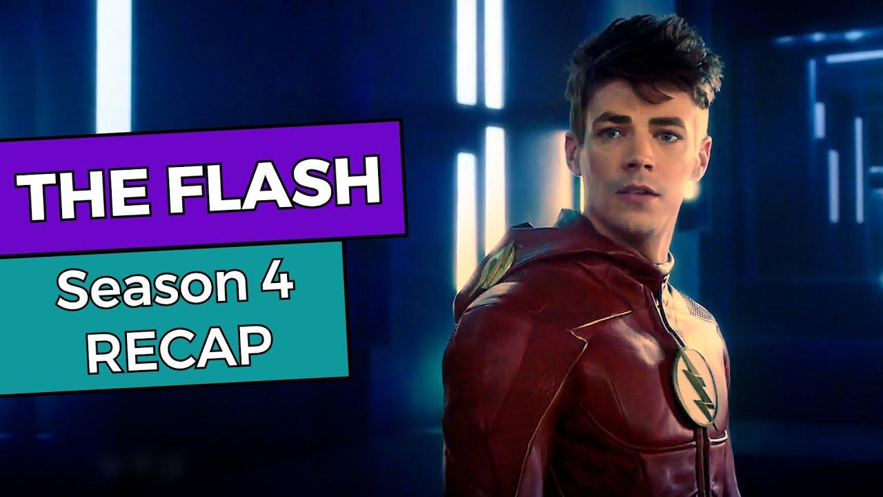 Download The Flash: Season 4 RECAP