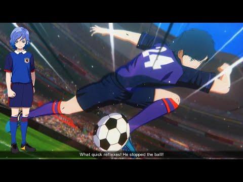 Captain Tsubasa: Rise Of New Champions - Inazuma Orion Japan VS Netherlands #14 |