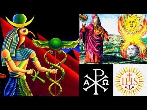 Thoth the Trickster - Origins of Hermetism, Christianity, & Islam - Hermes/Gabriel/Oahspe/Atlantis