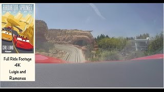 Radiator Springs Racers Disneyland